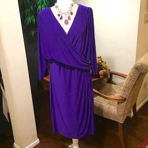 Gorgeous Purple Ralph Lauren Dress 😍😍
